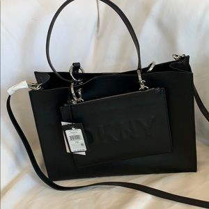 DKNY Mott Large Leather Tote